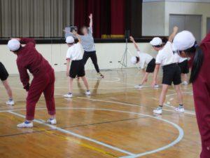 元気もりもりプラン1 リズムダンス教室を行いました