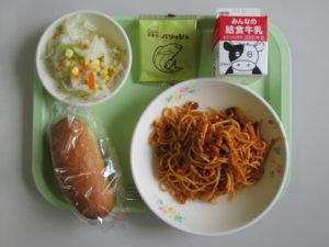 今日の給食・6月15日(金)
