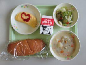 今日の給食・4月23日(火)
