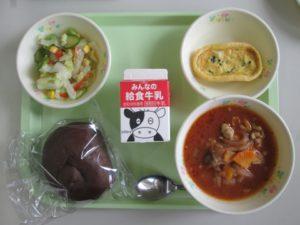今日の給食・7月19日(金)